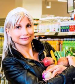 "Selina Juul, Founder of the ""Stop Food Waste"" Initiative (Stop Spild Af Mad), Denmark"