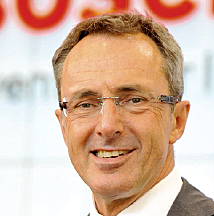 Friedbert Klefenz, President of the Executive Board at Bosch Packaging Technology